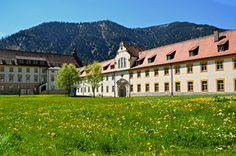 Located just outside of Innsbruck Stift Stams is a great place to day trip.