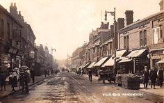 Villa Road Handsworth Birmingham England.