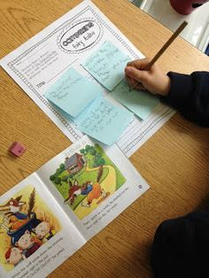 Sarahs First Grade Snippets: fairy tale comparing and summarizing