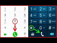 Here are 15 secret phone codes that will give you access to the hidden functions of your smartphone. Did you know that you can hide your number in every outgoin Android Tricks, Android Phone Hacks, Cell Phone Hacks, Smartphone Hacks, Android Apps, Telefon Codes, Code Secret, Call Forwarding, Household Tips