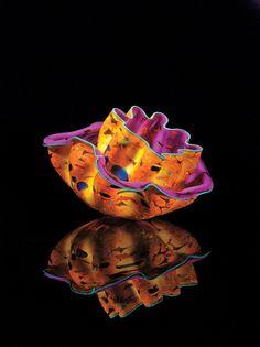 """Brandywine Macchia"" by Dale Chihuly"