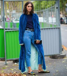The 5 Street Style Trends Everyone Is Clamoring For via @WhoWhatWear