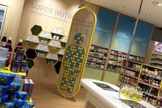 NutriCentre by The Yard Creative, London   UK pharmacy office healthcare branding branding