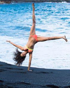 Nina Dobrev is seriously body goals
