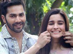 Want Alia to sing in reality shows, says Varun Bollywood Couples, Bollywood Actors, Bollywood Celebrities, Bollywood Fashion, Alia Bhatt Varun Dhawan, Aalia Bhatt, Alia Bhatt Cute, Alia And Varun, Arjun Kapoor