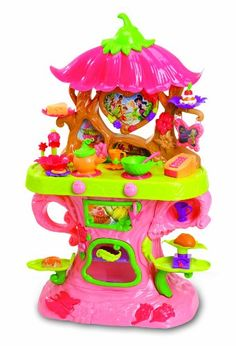 Tinkerbell Talking Cafe, would be awesome for my granddaughter! I would play, too!
