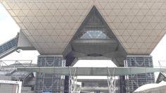 東京湾岸ビッグ神殿。(150521)【ISHILOG】
