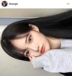 Korean Beauty Girls, Pretty Korean Girls, Cute Korean Girl, Asian Beauty, Asian Girl, Japonese Girl, Light Makeup Looks, Cute Kawaii Girl, Korean Girl Photo