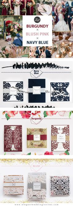 EWI Fall Wedding Invitation Ideas