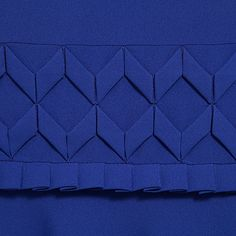 CANDY BROWN - Conjunto Candy Brown origami - azul - OQVestir