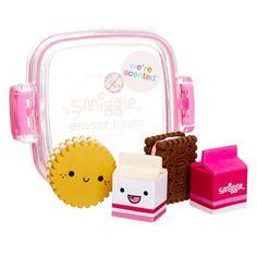 Mini Cookie Eraser Pack