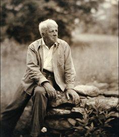 Literature - Robert Frost - poet