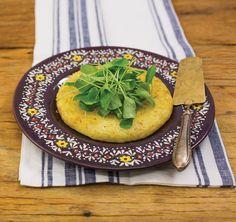 Batata rosti com salada de agrião | Receita Panelinha: A batata rosti é crocante…