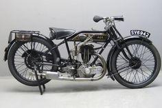 AJS 1926 G6 350cc