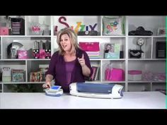 Video on how to search for images on the remote control for the Sizzix Eclips.