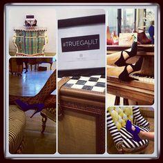 A #MemoryMonday look back at our last @TrueGault event. #DejavuNYC #Vogue #DejavuArtGallery #Fashion #FashionxArt #Luxury #AvantGarde #Luxury #TrueGault #Shoes #Designer
