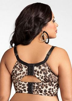 Now this is a supporting bra. http://www.ashleystewart.com/product/CGP/AS-023820_ASB-83LEOPE/blackanimal/Leopard-Print-Plunge-Bra/......I love this bra designed by Jill Scott. It makes everything you wear look much smoother!