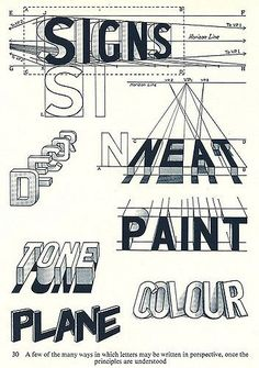 in 826 Best Typografie, gezeichnete Schriften, Lettering … images in 2019 Typography Drawing, Graffiti Lettering, Typography Letters, Chalk Typography, Hand Lettering Alphabet, Types Of Lettering, Lettering Styles, Lettering Design, Lettering Guide