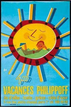 Vacances Philippoff (1965).