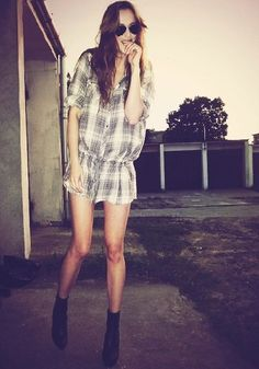 street style, skinny