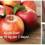 Lower Cholesterol, Prevent Stroke and Lose Up to 10 Kg in 7 Days With This Unbelievable Apple Diet!