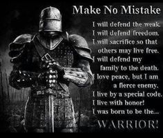 virtues of a christian warrior | Pin Christian Crusaders Warriors Tattoo on Pinterest