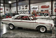 1964 Dodge Polara 440 426 CI, 4-Speed presented as lot F200 at Kansas City, MO 2012 - image2
