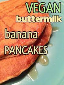 What Vegan Kids Eat: VEGAN Pancakes II