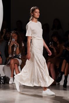 Fashion Week Stockholm Filippa K Spring/Summer 2016