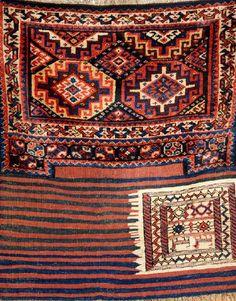 Luri-Bakhtiari 'Tascheh',