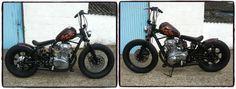 SuperFly - Yamaha XS650 Bratstyle Bobber.  Built by Jones Custom Cycles in 2014.    http://jonescustomscycles.co.uk/bikes/superfly-yamaha-sx650-bratstyle-bobber