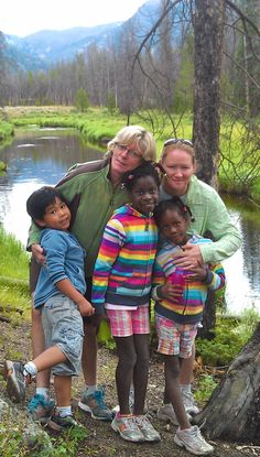 Cathy & Catriona: Colorado Lesbian Couple with Three Children Applies for Green Card to Keep Family Together