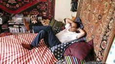 Jan Saudek / http://www.saudek.com/en/jan/uvod.html✖️ Art. Ideas. Home. Fashion ✖️FOSTERGINGER AT PINTEREST ✖️