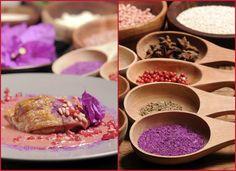 Mole rosa. Platillo tradicional de Taxco.
