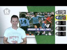 Top 5 Copa America Moments