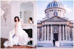 Intimate Wedding in Paris | Audrey