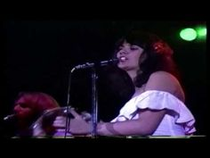 Linda Ronstadt - Silver Threads And Golden Needles (1976) Offenbach, Germany - YouTube