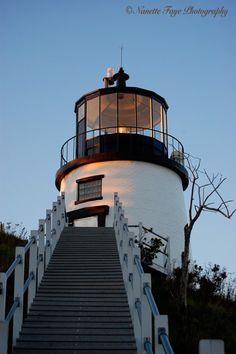 Owl's Head Light, Maine Lighthouse