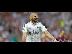 Ver Benzema guaranteed goals against Barcelona at the Bernabéu