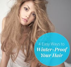 Cold air can leave hair dull and dry. Revive strawlike strands with our four easy-to-follow steps, then get ready to love your hair, no matter the season. - Fitnessmagazine.com