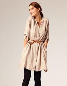 Shirt dresses - 3 PHOTO!