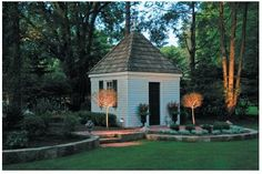 Potting shed done by http://www.9thavenuedesigns.com