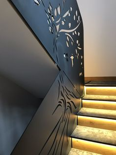Stairs, Table Lamp, Lighting, Metal, Design, Home Decor, Stairway, Table Lamps, Decoration Home