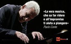 Auguri a Paolo Conte
