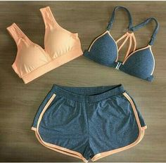 25 Lingerie and Nightwear Ideas Athletic Outfits, Athletic Wear, Sport Outfits, Summer Outfits, Cute Comfy Outfits, Casual Outfits, Fashion Outfits, Workout Attire, Workout Wear