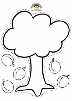 Fun Activities For Toddlers, Book Activities, Preschool Worksheets, Preschool Activities, September Kids Crafts, File Folder Activities, Felt Crafts Patterns, Printable Numbers, Felt Quiet Books
