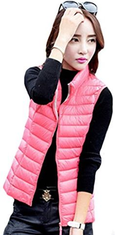 Womens Winter Coat Mchoice Womens Jacket Hooded Winter Parka Coats Top Cotton Ladies Coat Outwear S Blue *** Details can be found by clicking on the image.
