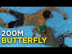 Hey Chad le Clos, Michael Phelps is not to be messed with - YouTube