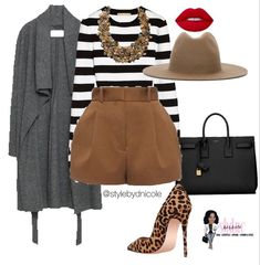 Ni& inspired look., Winter Outfits, A D. Ni& inspired look. Classy Outfits, Chic Outfits, Fall Outfits, Fashion Outfits, Womens Fashion, Fashion Trends, Polyvore Outfits, Casual Chic, Winter Stil