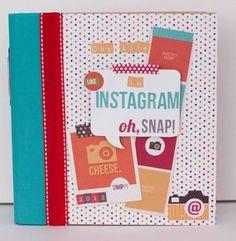 Hmmmmmmm. I could do one w all my Instagram pics.  SN@P! - Instagram Album - Rebecca Keppel